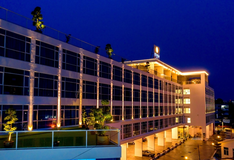 DeView Hotel Penang, George Town, Ausblick vom Zimmer
