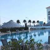 Apartment With 2 Bedrooms in Tanger, With Shared Pool, Furnished Garden and Wifi