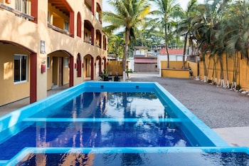 Fotografia do Hotel Cuamatzi em Zihuatanejo