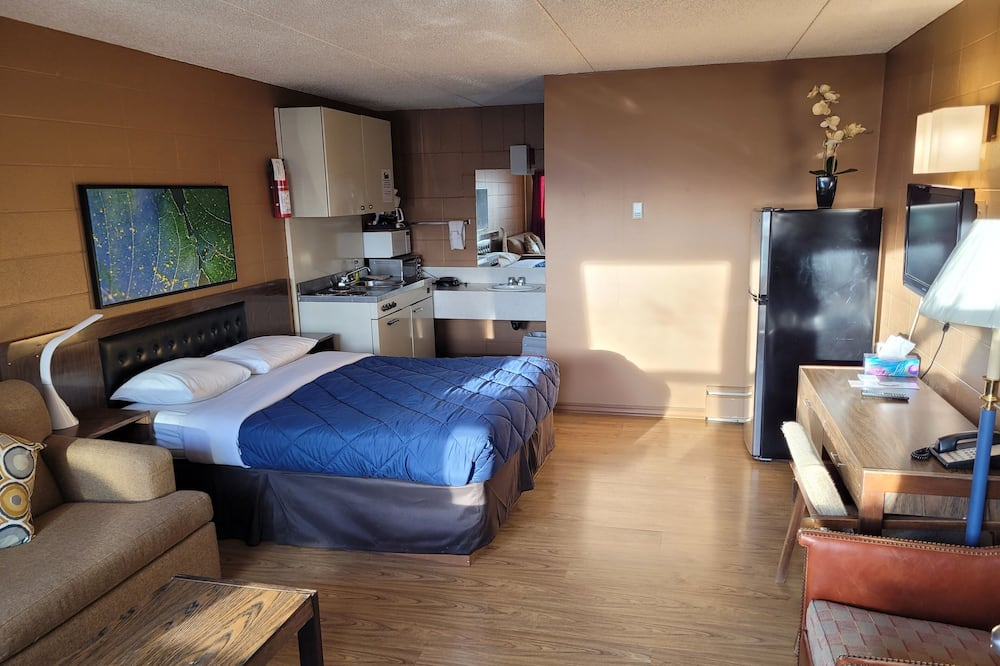 Executive Single Room, 1 Bedroom - Guest Room