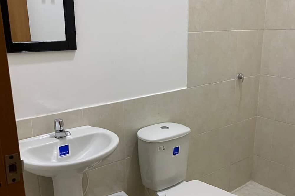 ห้องคอมฟอร์ททวิน - ห้องน้ำ