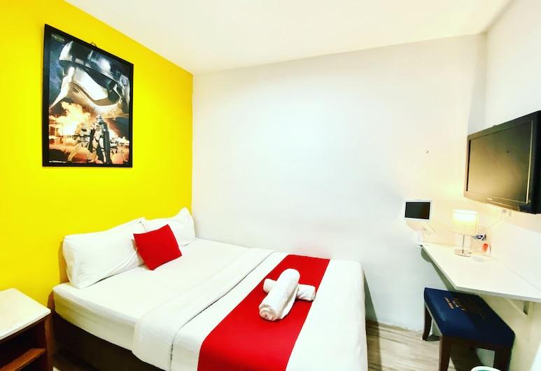 Hotel Aman - Nilai/KLIA, Nilai, Standard - kahden hengen huone, Ei ikkunoita, Vierashuone