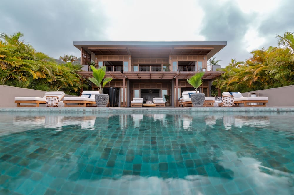 Royal Suite, Private Pool, Ocean View - Private pool