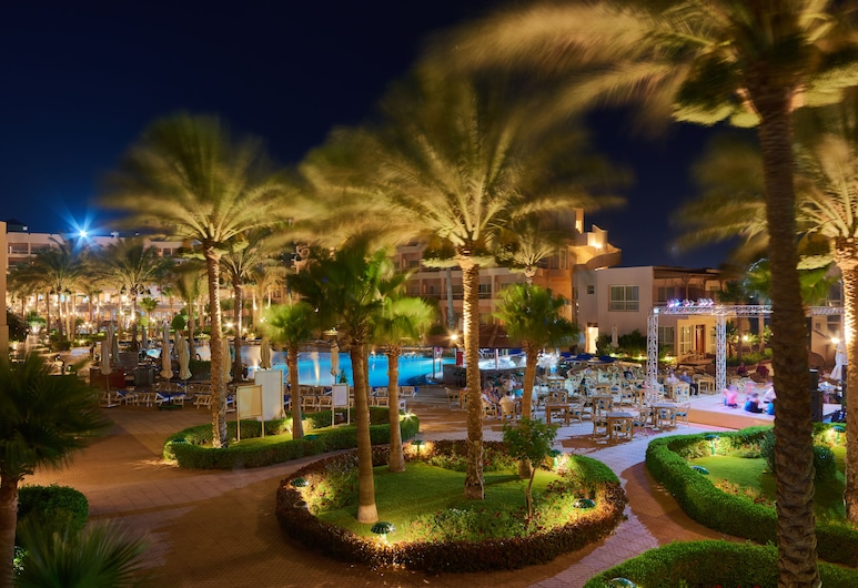 Sea Star Beau Rivage - All Inclusive, Hurghada, สวน