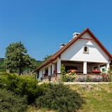 Romantický dom - Balkón