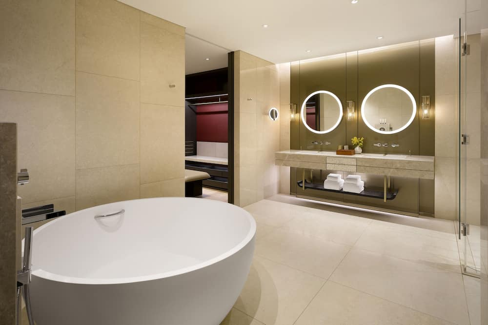 Grand, Apartmán, 2 jednolôžka - Kúpeľňa