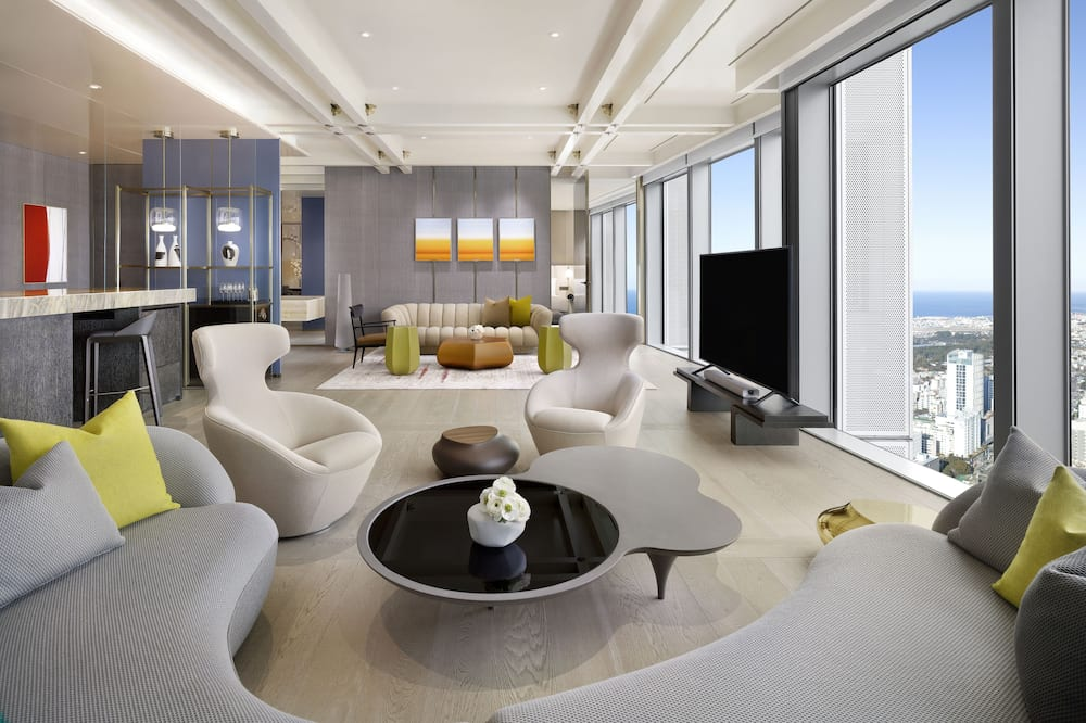 Apartmán, 1 extra veľké dvojlôžko (Diplomat) - Hosťovská izba