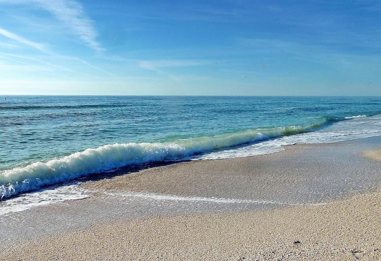 Beach Hugger 3 - Remodeled, Charming Beach Front Bungalow!, تريجر أيلاند, شقة - عدة أسرّة (Beach Hugger 3 - Remodeled, charming ), الشاطئ
