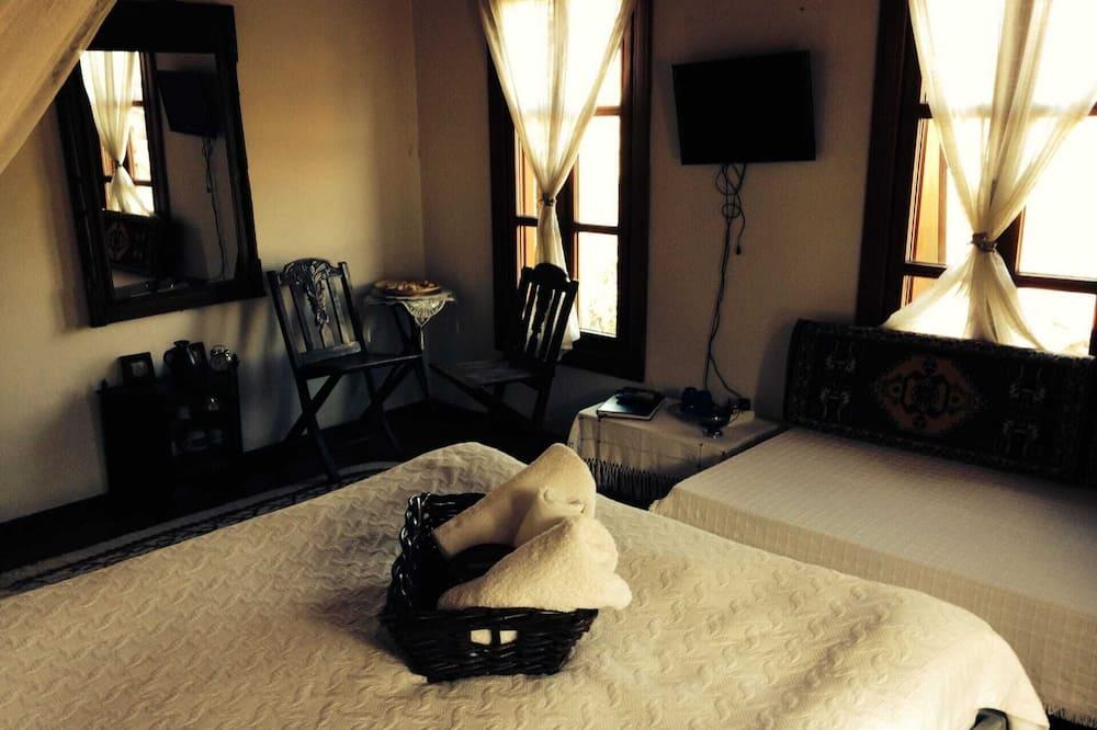 Comfort Rooms of Historical Boutique Hotel in Sirince Village