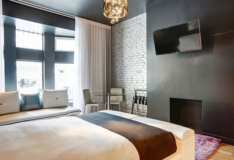 Golden District Mcgill Downtown Stays Studios Design, Montreal