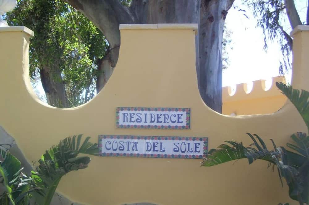 Residence Costa del Sole Apartment 50m From the Sandy Beach of the Coast