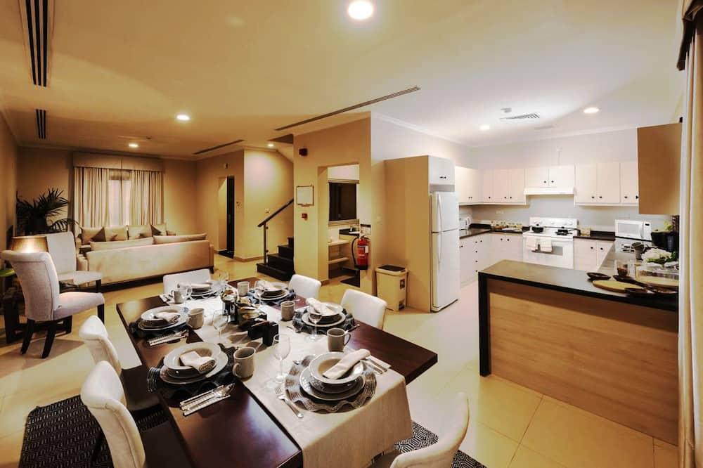 Premium Villa, 3 Yatak Odası - Oturma Alanı