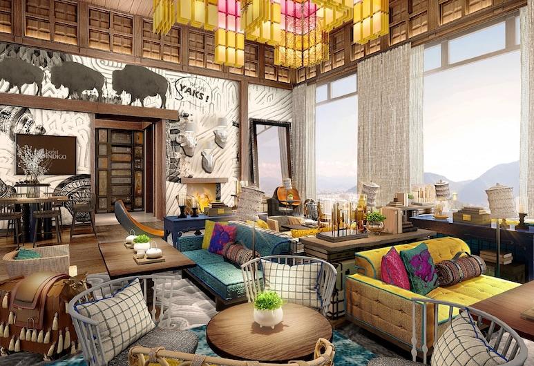 Hotel Indigo Diqing Moonlight City, Deqin, Ravintola
