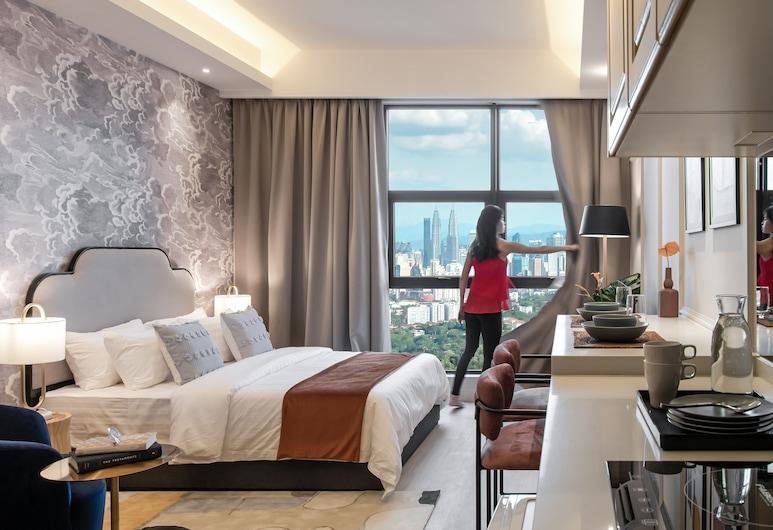 AMI Suites, Куала-Лумпур, Студия (Snug), Номер