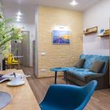 Štúdio typu Business - Obývačka