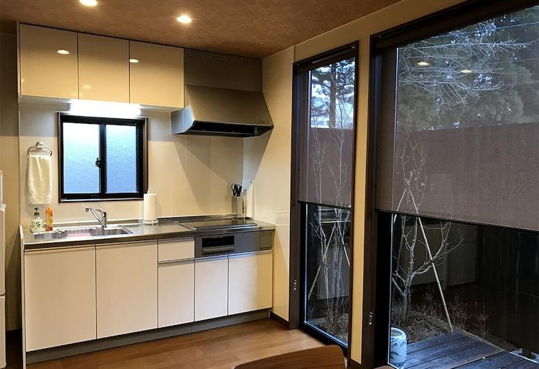 Hida House, 高山市, 一棟貸し 禁煙, 専用簡易キッチン