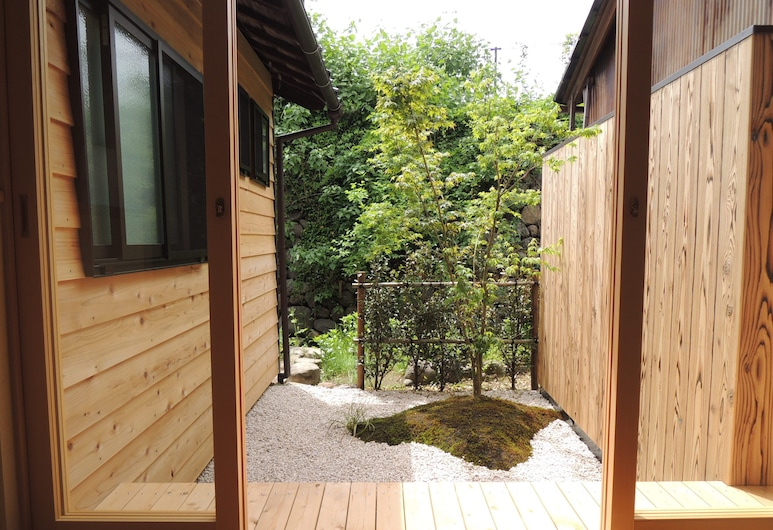 Kenroku House, Kanazawa, Kert