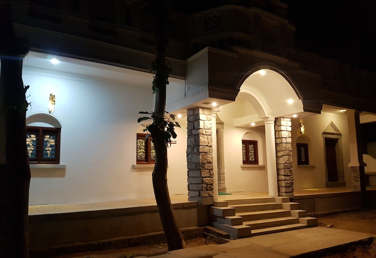 Impeccable 3-bed Property in Chettinad, Thirumayam