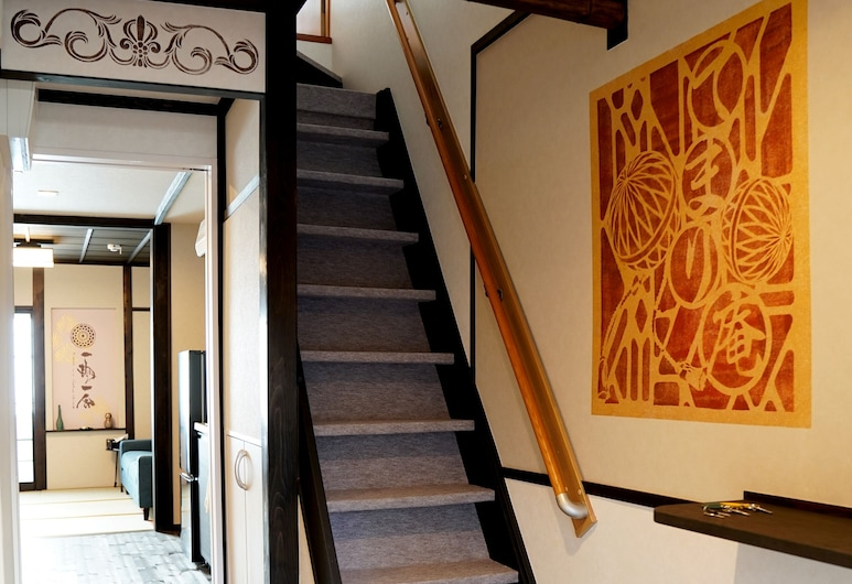 Art Hotel Temarian, Kanazawa, Casa, para no fumadores (Private Vacation), Habitación