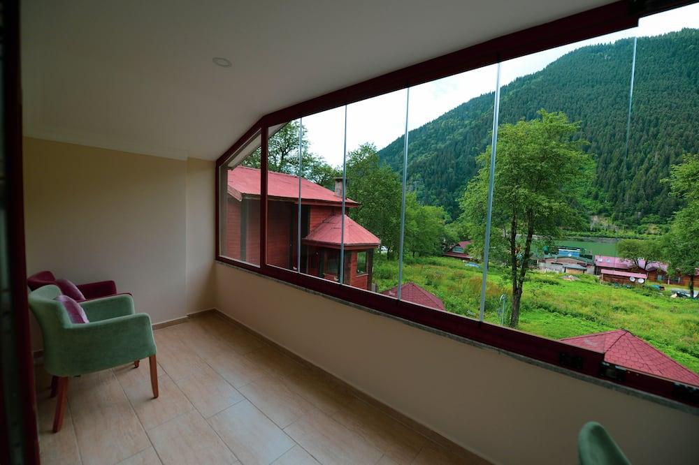 Bungalow Deluxe - Vista al balcón