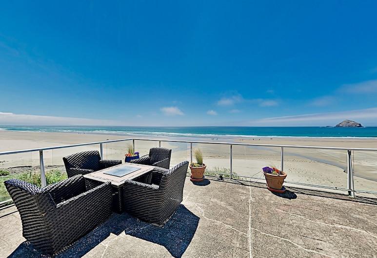 Spectacular Oceanfront Chateau Steps To Beach 3 Bedroom Home, Tillamook, Dom, 3 spálne, Reštaurácia
