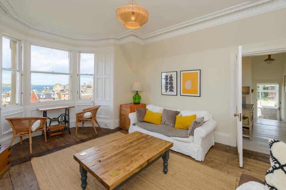 Appartamento, 2 letti matrimoniali - Soggiorno