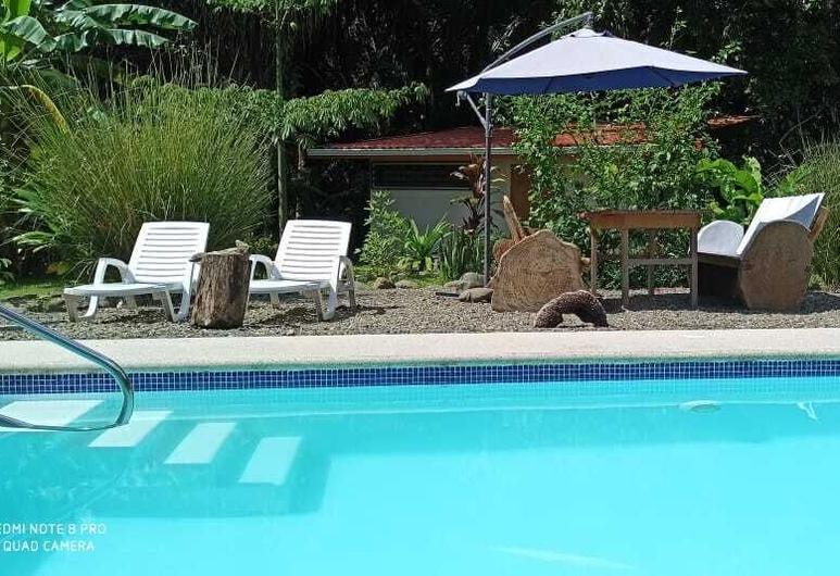 Selva Linda Lodge, Quepos, Außenbereich