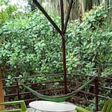 Comfort Μπανγκαλόου - Αίθριο/βεράντα