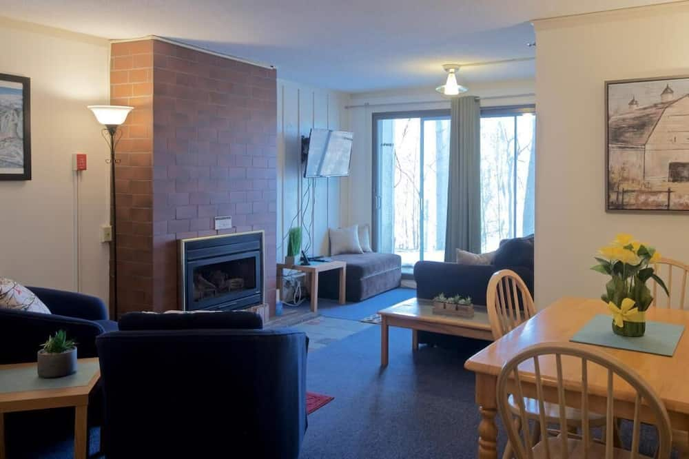 Condo, Multiple Beds (Whiffletree C1) - Living Room