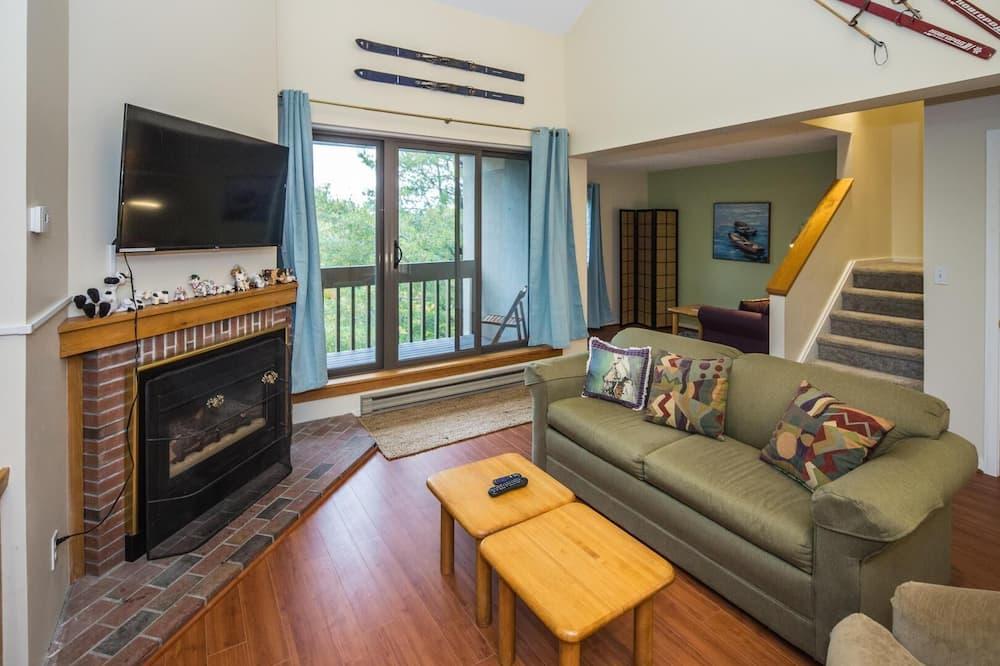 Kooperatīva tūristu mītne, vairākas gultas (Pinnacle E26) - Dzīvojamā istaba