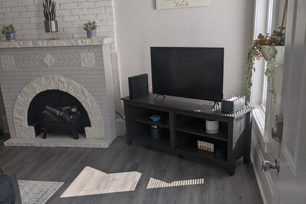 Apartment (Cozy, homey 1br near Buffalo Medical ) - Bilik Rehat
