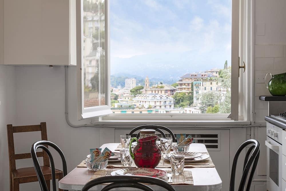 Apartamento, 4 habitaciones - Comida en la habitación