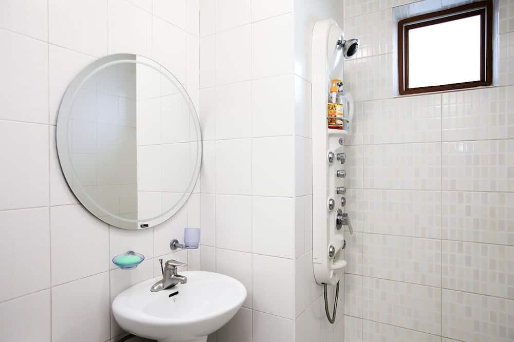 Habitación estándar doble - Cuarto de baño