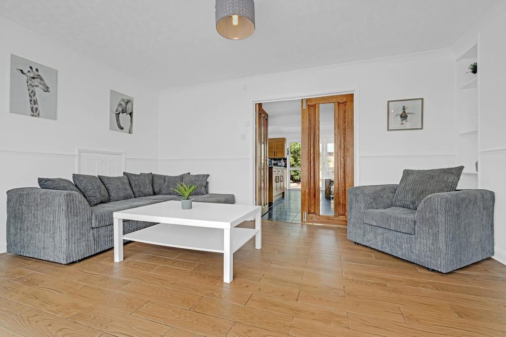Rodinný dom - Obývacie priestory