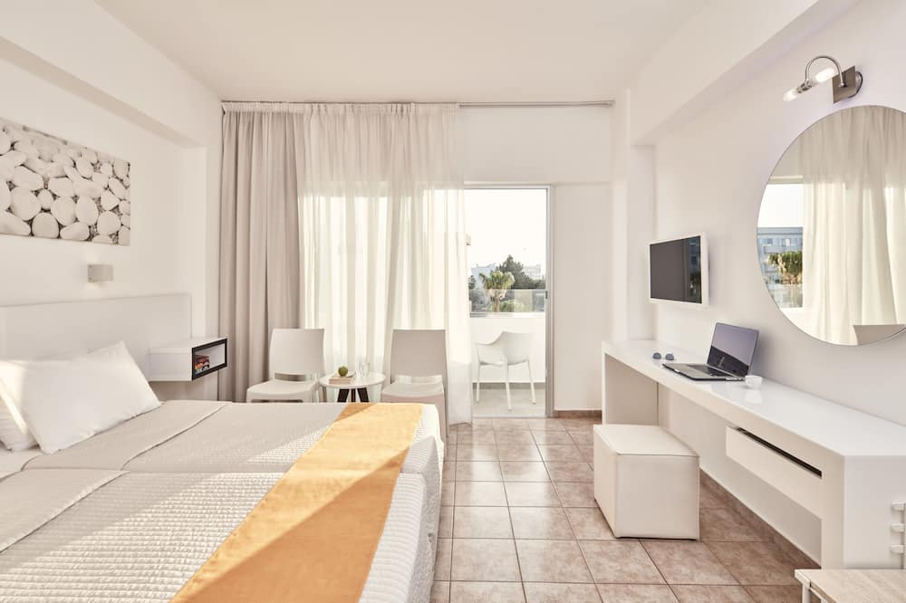 Classic Double or Twin Room, Garden View - Guest Room