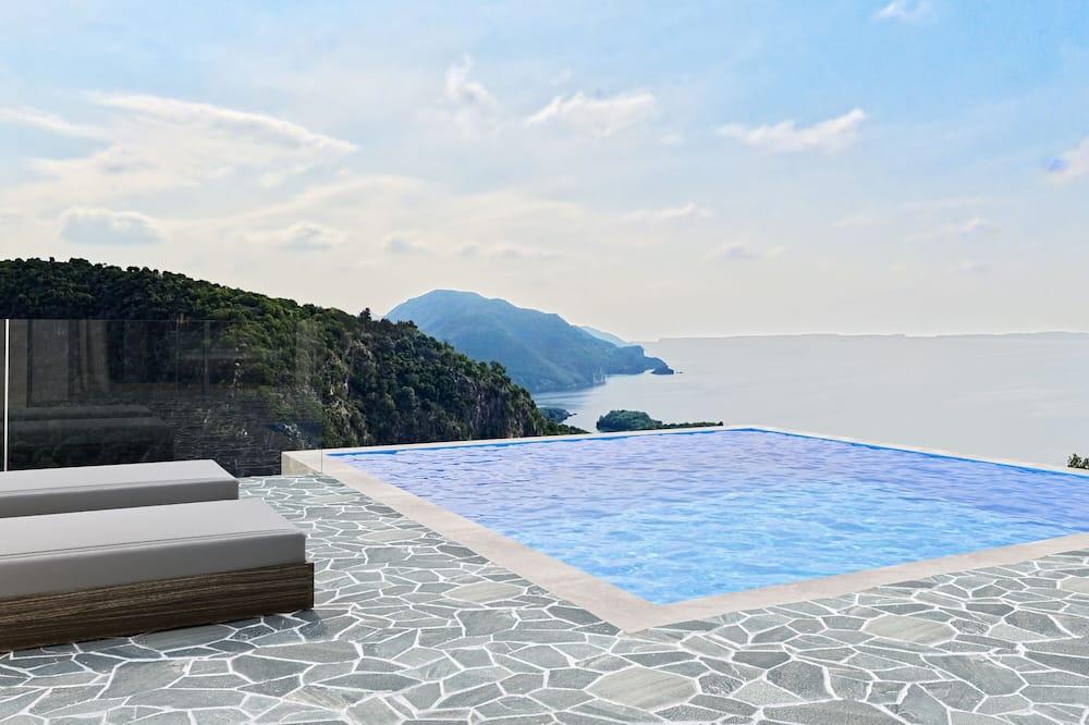 Suite, piscina privada (AlonSevou) - Habitación