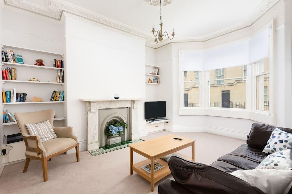 Apartament typu Comfort, prywatna łazienka - Zdjęcie opisywane