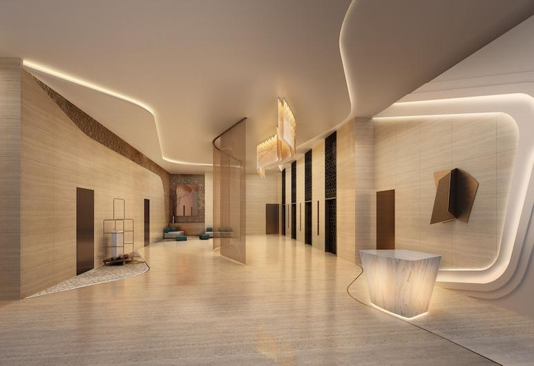 Avani Palm View Dubai Hotel & Suites, Dubái, Lobby