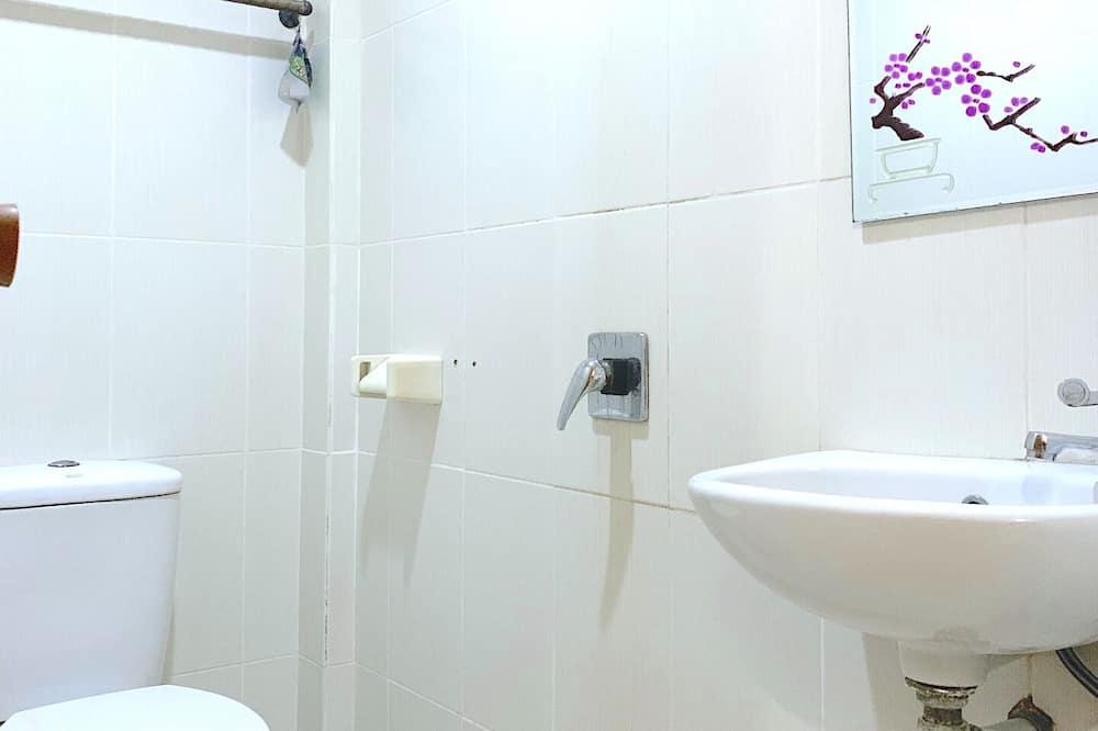 Business Tek Kişilik Oda - Banyo