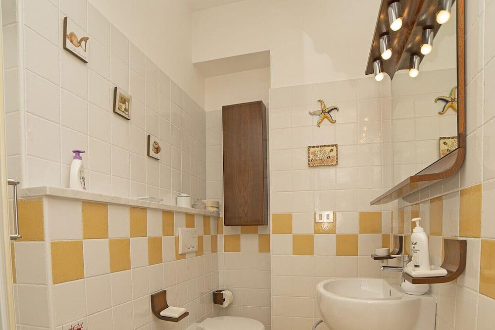 Appartement, accessible aux personnes à mobilité réduite, fumeurs - Salle de bain