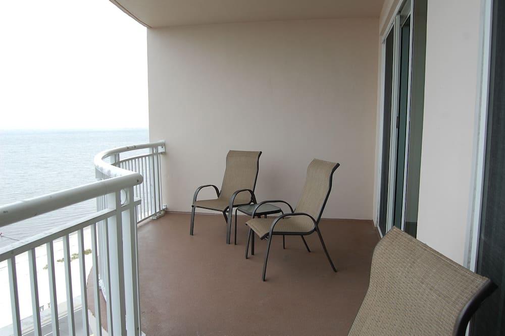 Appart'hôtel, 2 chambres - Balcon