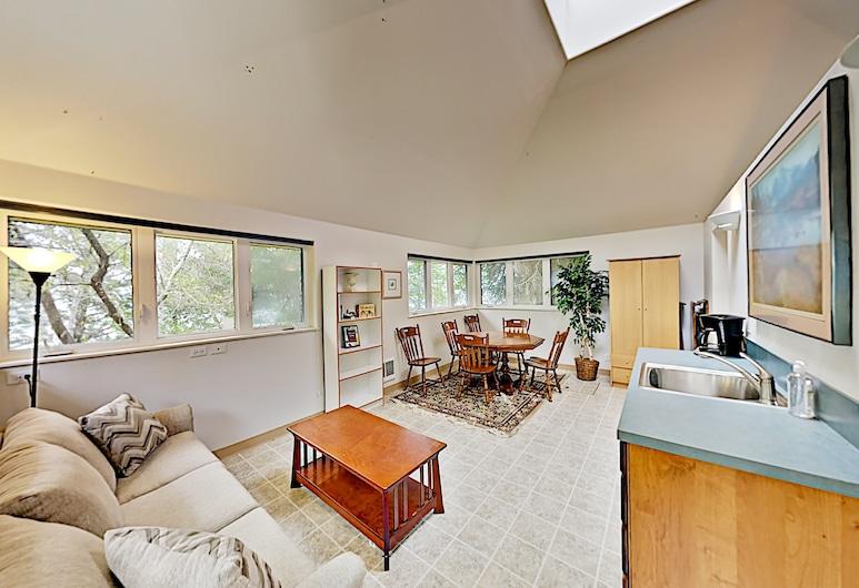 5100whis 3 Bedroom Home, Tillamook, Dom, 3 spálne, Obývačka