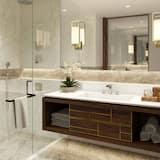 Habitación Deluxe, 2 camas Queen size, para no fumadores - Baño