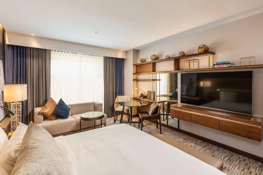 Deluxe-Zimmer, 1King-Bett, Nichtraucher - Zimmer