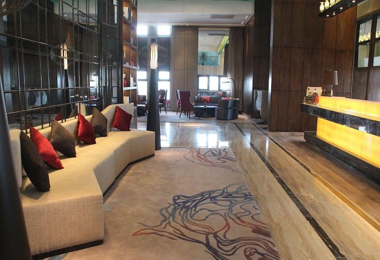 Oriental Ginza International Hotel, Shenyang, Lobby