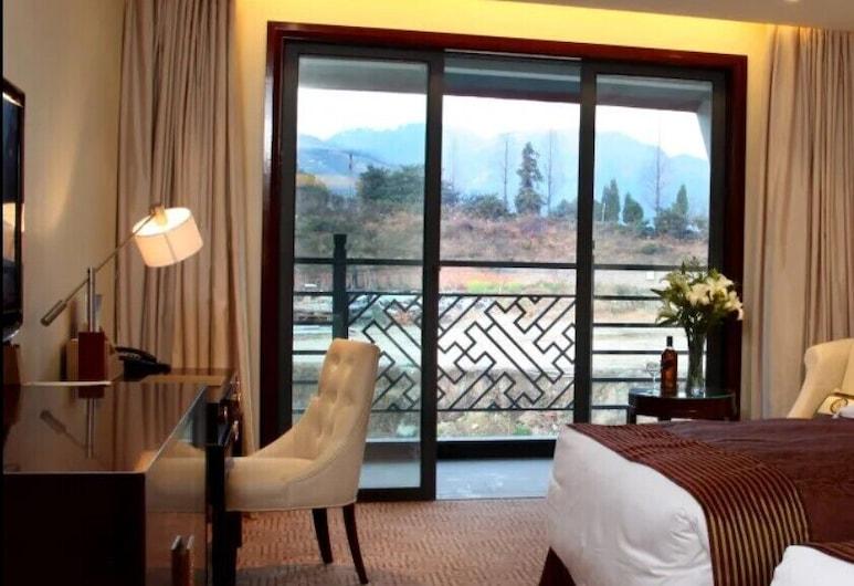 Wudangshan Jianguo Hotel, Shiyan, Zimmer
