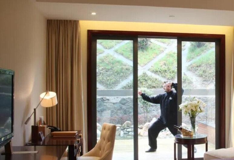 Wudangshan Jianguo Hotel, Shiyan, Δωμάτιο επισκεπτών