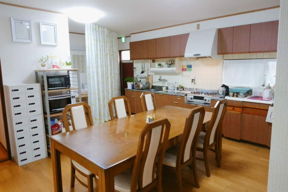 Traditional Room, Non Smoking (Japanese Style) - Dapur berkongsi
