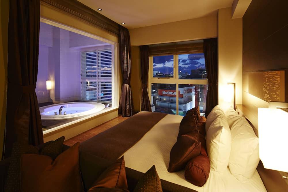 Doppelzimmer, 1King-Bett, Raucher (Gracia King) - Zimmer