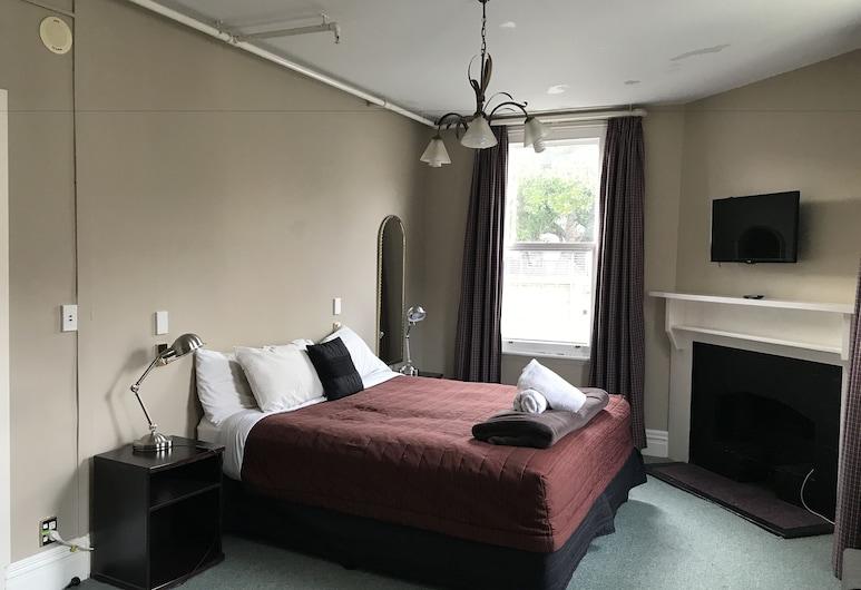 YHA Christchurch Rolleston House, Christchurch, Szoba kétszemélyes ággyal, 1 queen (nagyméretű) franciaágy, Vendégszoba